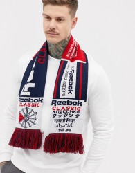 Reebok Classic Football Scarf In Red DH3560 - Red