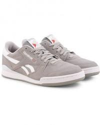 Reebok Phase 1 Pro Mu Low Sneaker Grey Suede
