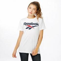 Reebok T-Shirt - Vector Logo GR