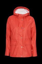 Regnjakke onlTrain Short Raincoat OTW Noos