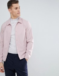 Reiss Coach Jacket In Pink - Pink