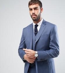 Reiss Slim Suit Jacket In Blue - Blue