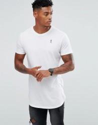 Religion Longline T-Shirt - White