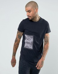 Religion Patch T-Shirt - Black