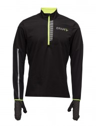 Repel Wind Jersey M Black/Flumin M