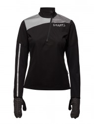 Repel Wind Jersey W Black/Silver M