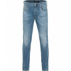 Replay Hyperflex Laserblast Edition Anbass Jeans Medium