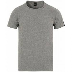 Replay M3320 Crew Neck Tee Medium Grey Melange