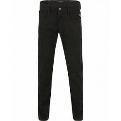 Replay M914 Anbass Jeans Black