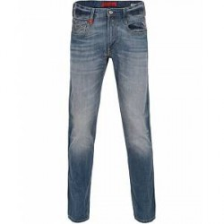 Replay M914 Anbass Jeans Blue