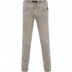 Replay M914D Anbass Washed Jeans Grey