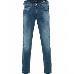Replay MA972Z Grover Hyperflex Jeans Light Blue