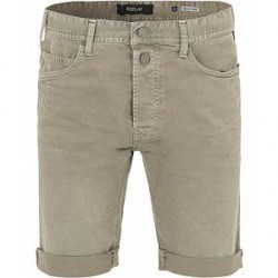 Replay MA981 Jeans Shorts Green