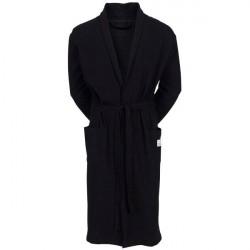 Resteröds Bath Robe - Black * Kampagne *