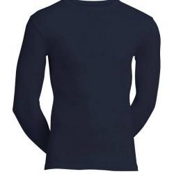 Resteröds Langærmet t-shirt 7160-14 - Navy-2 * Kampagne *