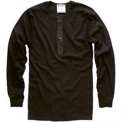 Resteröds Original Grandpa Long Sleeve - Black - XX-Large