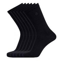 Resteröds Undertøj Resteröds 3-Pak Bambus-sokker Sort 7255 80 09