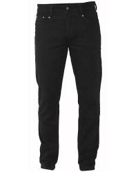 Resteröds Undertøj Resteröds Jeans Original Sorte 7985 69 09