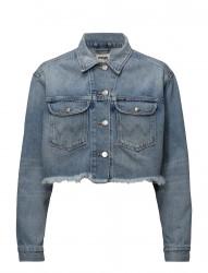 Retro Crop Jacket