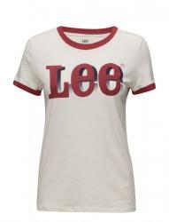 Retro Logo Tee Jet Stream