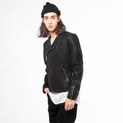 Revolution Jakke - Leather
