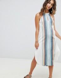 Rip Curl Beach Stripe Midi Dress - Multi