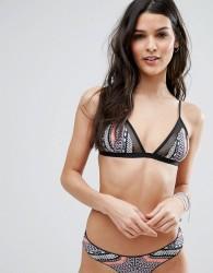 Rip Curl Eclipse Fixed Tri Bikini Top - Multi