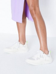 River Island Racer Lace Up Runner Trainer Low Top