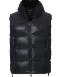 RLX Ralph Lauren Panelled Down Vest Polo Black men XXL Sort