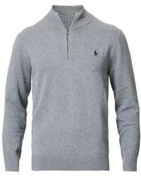 RLX Ralph Lauren Polo Ralph Lauren Golf Pima Sweater Boulder Grey men XL Grå