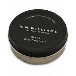 R.M.Williams Boot Stockman Polish Black 70ML
