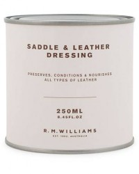 R.M.Williams Saddle Dressing men One size
