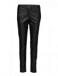 Robba Zip Leather Trousers