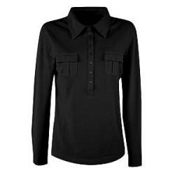 Röhnisch Golf Ace Poloshirt CSA - Black - Small * Kampagne *