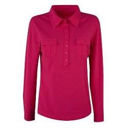 Röhnisch Golf Ace Poloshirt CSA - Pink - Small * Kampagne *