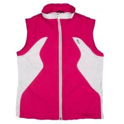 Röhnisch Womens Windbreaker Vest - Pink * Kampagne *