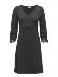 Rosemary Solid Dress