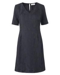 Rosemunde Dress 3/4 s 6650 (MØRKEBLÅ, 40)