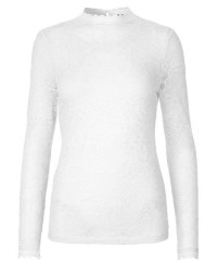 Rosemunde Regular L/S W Lace 5291 (OFFWHITE, SMALL)