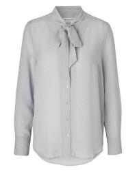 Rosemunde Shirt ls 6093 (LYSEGRÅ, 38)