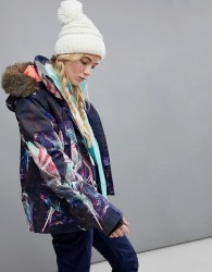 Roxy Jet Ski Premium Jacket - Multi
