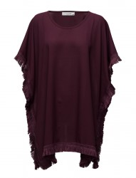 Rubi Poncho Solid Color