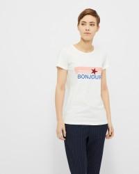 RUE de FEMME Peachy T-shirt