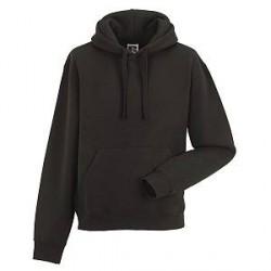 Russell Athletic Authentic Hooded Sweat - Black - Medium