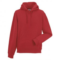 Russell Athletic Authentic Hooded Sweat - Red * Kampagne *