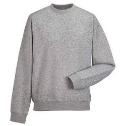 Russell Athletic Authentic Sweat - Greymarl - Small