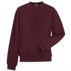 Russell Athletic Authentic Sweat - Wine red * Kampagne *