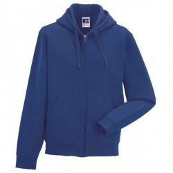 Russell Athletic Authentic Zipped Hood - Royalblue * Kampagne *