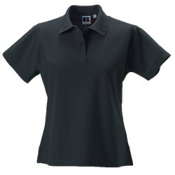 Russell Athletic F 100% Cotton Durable Polo - Darkgrey * Kampagne *