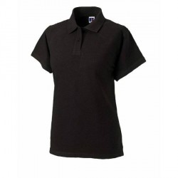 Russell Athletic F Classic Cotton Polo - Black * Kampagne *